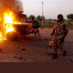 Nigeria army repel Boko Haram attack in Damaturu, recover sophisticated arms (photos)