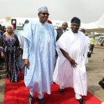 Buhari's working visit to Lagos: Read his complete speech