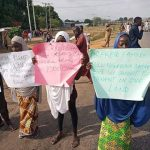 FCT Natives in war protest with Nigeria Army