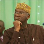 Well-meaning Nigerians will acknowledge that power supply has improved compared to 2015 – Fashola