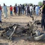 Sad: Boko Haram kill 4 soldiers & injure others In late night attack in Maiduguri
