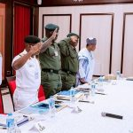 We are not planning to overthrow Buhari – Nigerian Military