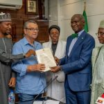 FG fulfils pledge to give a house to former Super Eagles' coach, Clemens Westerhof after 25 years