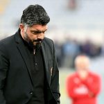 Italian legend, Gennaro Gattuso quits as coach of AC Milan after failing to secure Champions League spot