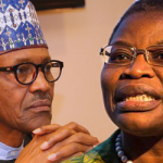 OEzekwesili mocks President Buhari after he said he refused to sack his Ministers because of their unique skills and strength