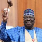 New Senate President, Ahmed Lawan sets up Senate ad hoc committee, adjourns to July 2nd