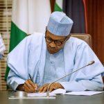 BREAKING: Buhari inaugurates NEC, provides four key areas