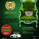 Face of Art Nigeria Beauty Pageant. Registration is ongoing…