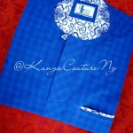 WEEKEND COUTURE:  Men's Fashion from Kanga Couture
