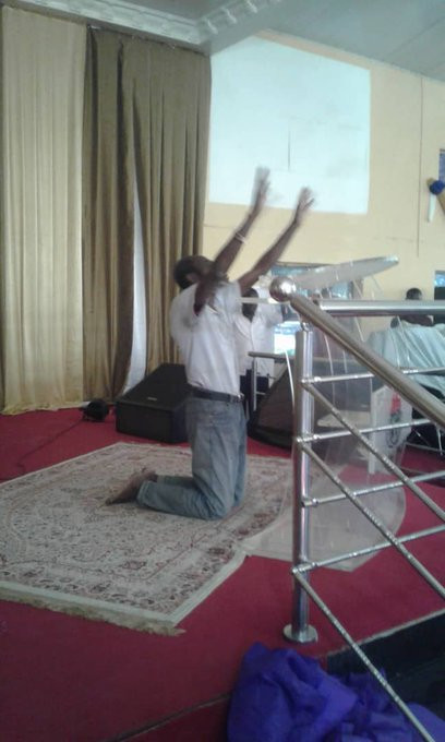 #Goodnews: Winners Pastor regains freedom after 7 months in Boko Haram captivity says they wanted me to convert to islam!