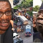There is no merit in bullion van petitions against Tinubu, that is why the EFCC is not acting on them – Sagay