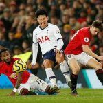 Sports: Man U. 2-1 Tottenham, Chelsea 2-1 Aston Villa: (Jose Mourinho loses on his first visit to Old Trafford since sack while John Terry and Frank Lampard unite