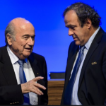 FIFA sues Sepp Blatter and Michel Platini to recover £1.56m