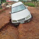 Words In Pen: NIGER STATE ROADS; THING OF AN EYESORE