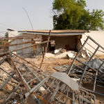 Bukola Saraki reacts to the demolition of his father's house in Ilorin Kwara State government