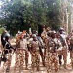 Troops kill 100 bandits in Zamfara, Katsina