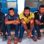 Police arrest four robbery suspects in Suleja, Niger State(photos).