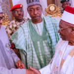 Boko Haram cannot strike without you knowing – President Buhari tells Borno leaders