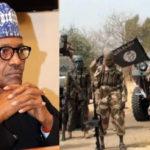 My government has weakened Boko Haram – Buhari says after Adamawa attack