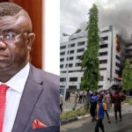 Official records are intact, fire at Accountant-General's office was caused a spark from an Air Conditioner – Minister