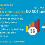 5G is not spreading Coronavirus – WHO