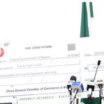 China donates N48m to support Nigeria's fight against COVID-19
