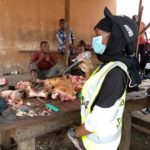 Video: SEF takes up sensitization at an abattoir… It's a must watch