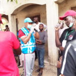 #Covid-19 : Suleja LG Chairman and others embark on sensitization.