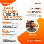 Register for a  Graphic design training at an affordable rate