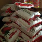 Suleja LGA of Niger state receives 500 bags of rice, spaghetti, maize, noodles and other palliatives from FG, set to distribute same  to each ward this weekend to cushion hunger in this covid-19 lockdown (Photos).