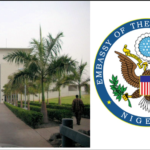 #Uproar: US Embassy in Nigeria warns citizens against visiting its office over a planned protest on the killing of George Floyd