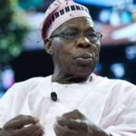 No part of the country is safe says former President, Obasanjo