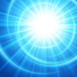 Rays of beautiful sparkling light – Georgina Ijachi