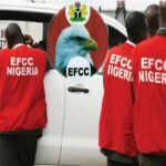 Update: EFCC Boss detained