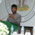 Approach National Assembly for redress- Vice President Yemi Osinbajo tells clergymen against CAMA