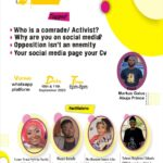 Event: How to use social media for good – A must attend