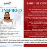 #GETINSPIRED of IAMBEST ONLINE MAGAZINE finally out. Download!!!