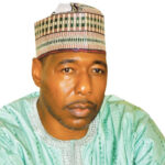 On #EndSARS Protest: Boko Haram saga started as a result of protest; Youths should take note – Gov. Zulum