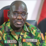 #EndSARS: There was no single corpse at the Lekki tollgate. Some people there were seeing double- Army chief, Tukur Buratai says