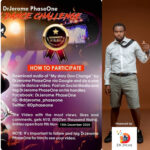 #DanceChallenge: Are you a dancer or you love to shake your body? Dance in one minute and win 10,000 naira instantly