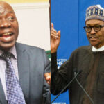 New service Chiefs: Appointments of service chiefs is inchoate because President Buhari has not forwarded their names to the national assembly – Falana lament