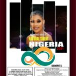 Mr and Miss Natural Talent Nigeria and Award Night 2021. Details on how to be a participant…