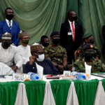 Insecurity: FG delegation and service Chiefs meet Northern governors and leaders over security challenges