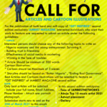 #GetInspiredMazine: A call for articles and Cartoon Illustrations