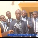 Video: How 3 police men terribly harassed and detained a lawyer in Niger state!