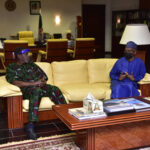 General Overseer of RCCG, Pastor Adeboye meets Kaduna state Governor, Elrufai after the release of RCCG kidnapped members
