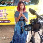 Success story of Abuja female comedian Dorcy Berry1 on IAMBEST TV