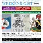 Weekend Gist: Recap of all that happened within the week