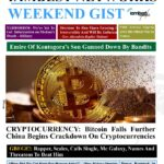 Weekend Gist:  What has happened within the week