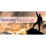 Words In Pen: Dreaming big enough – Atiba Dorcas